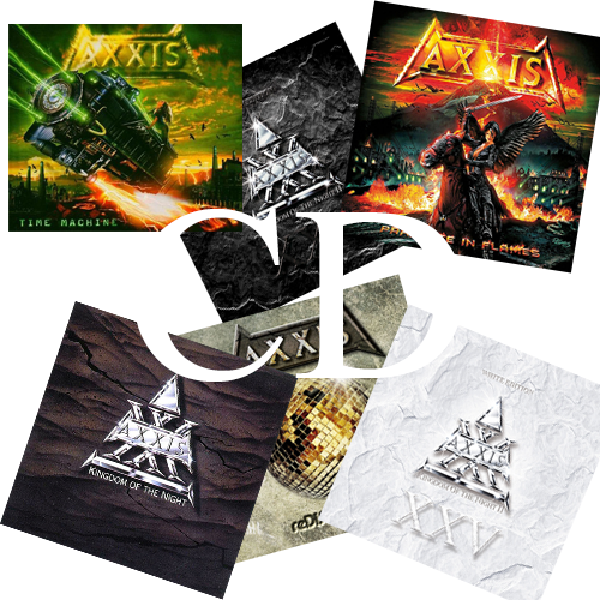AXXIS CDs