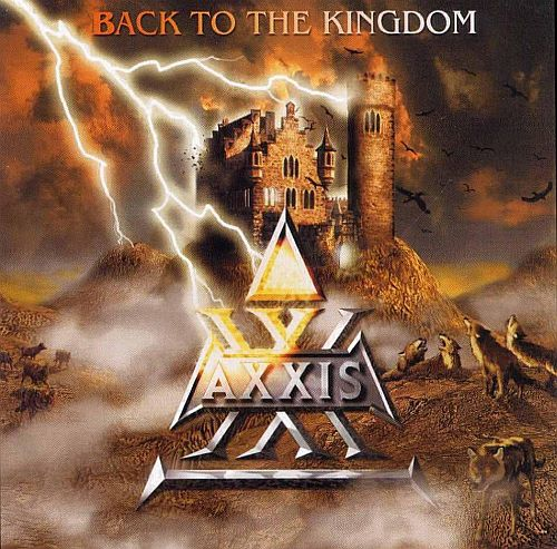 Axxis back to the kingdom