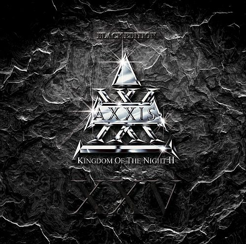 AXXIS - Kingdom of the night II Black Edition