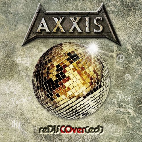 AXXIS rediscovered cover song album