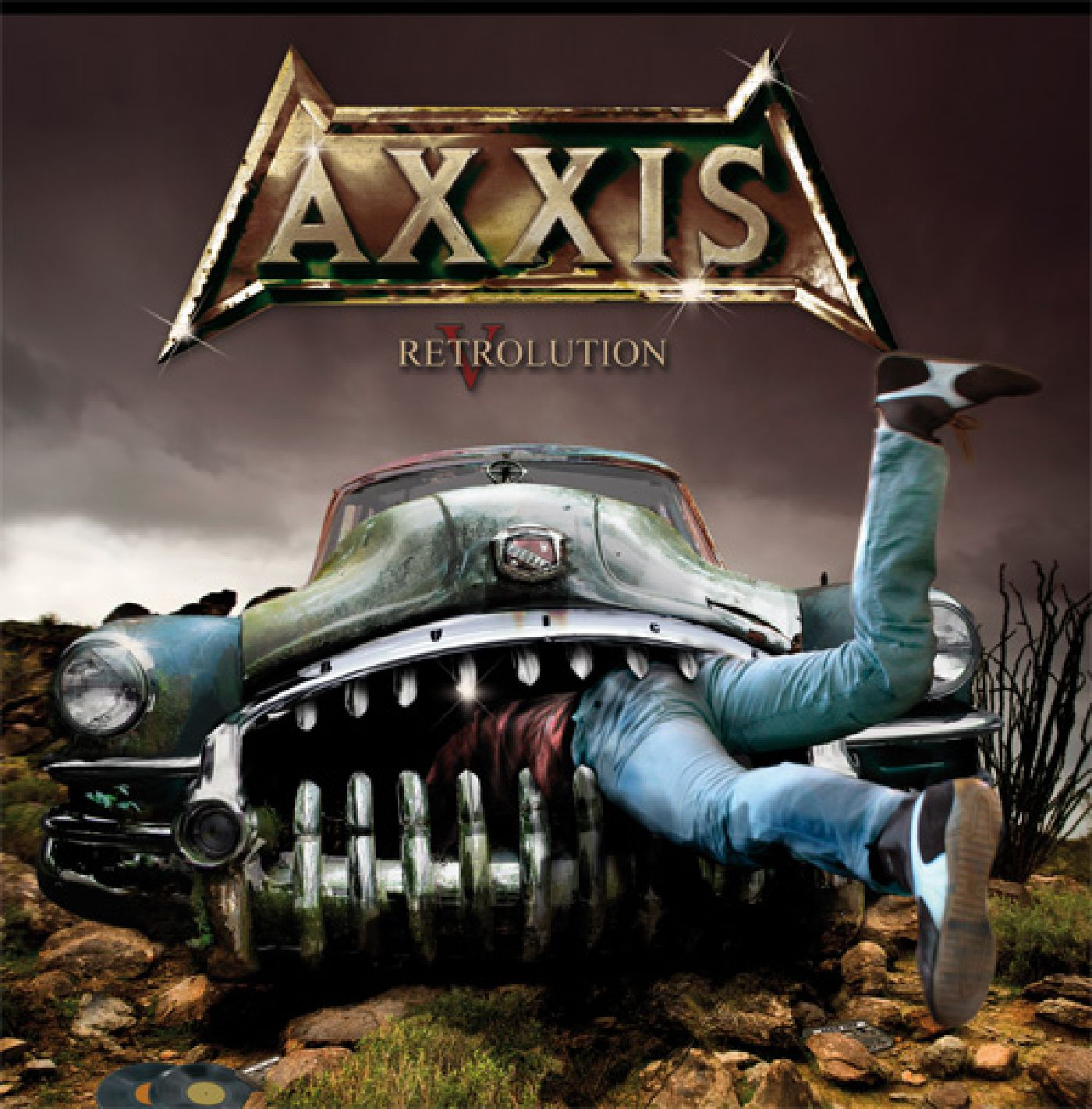 AXXIS Retrolution 2017