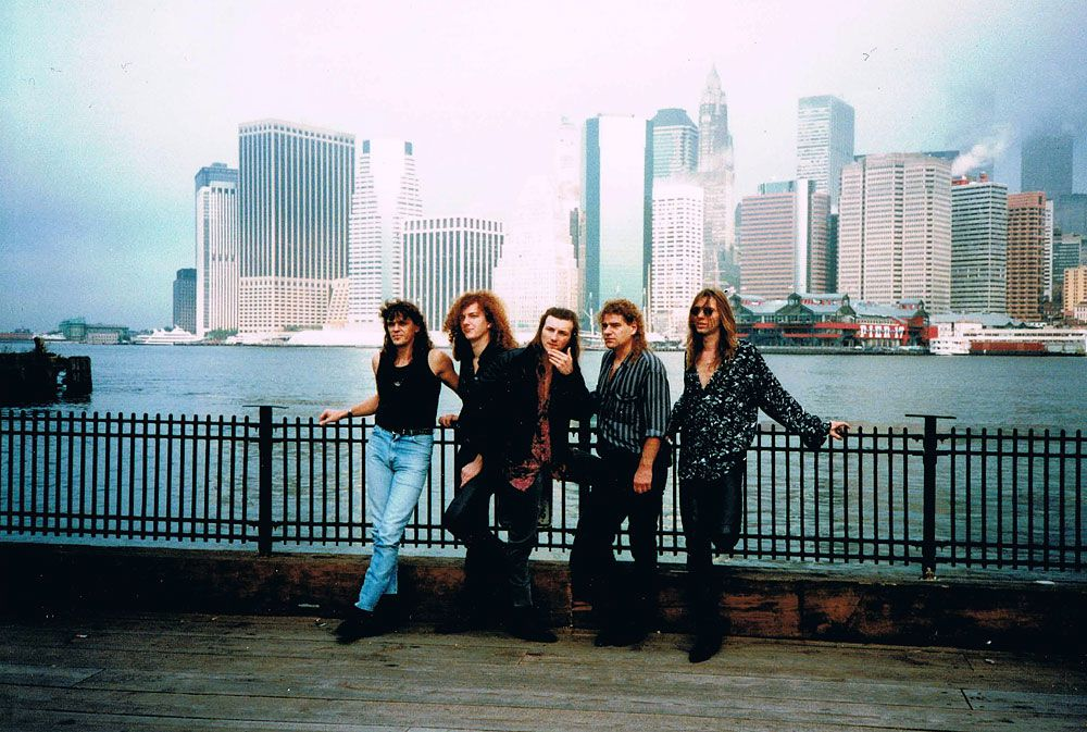 AXXIS in NEW YORK