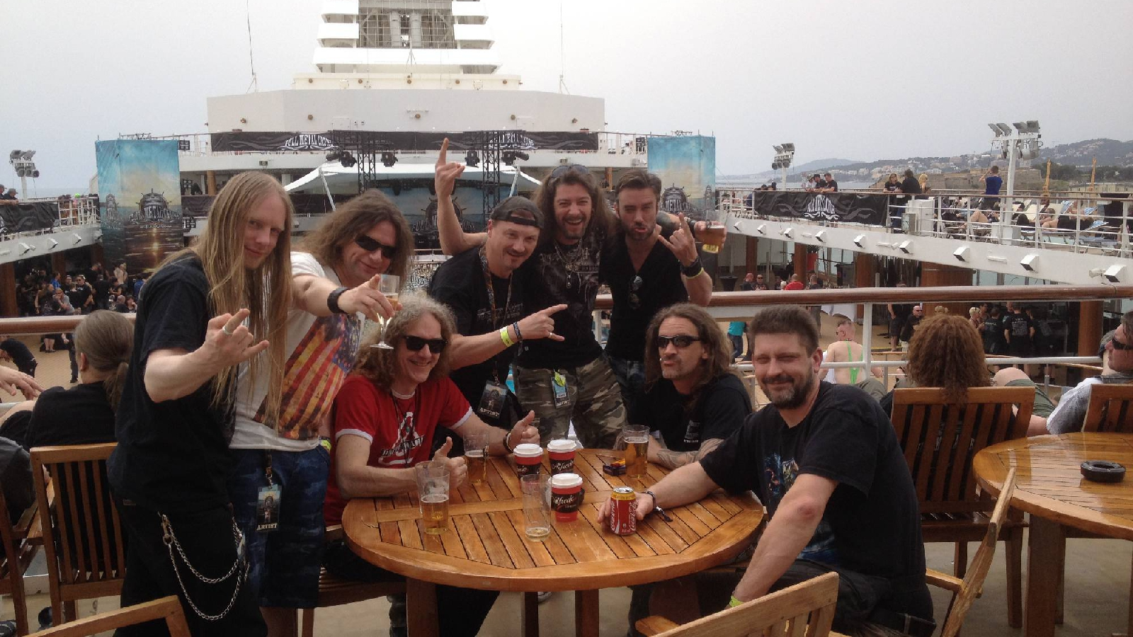 FULL METAL CRUISE 2015